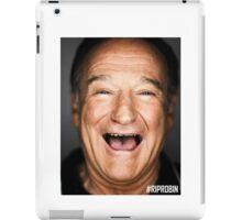 RIP ROBIN WILLIAMS iPad Case/Skin
