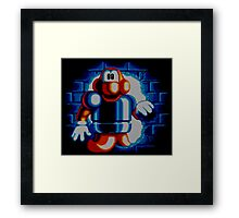 JAMES POND - CODENAME: ROBOCOD Framed Print