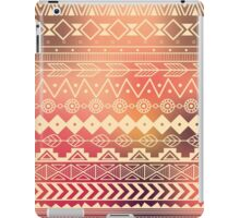 Aztec pattern 01 iPad Case/Skin