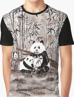 Bamboo  picnic Graphic T-Shirt