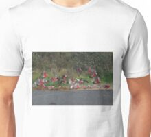 Galahs feeding Unisex T-Shirt