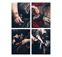 Hands - From Master Paintings  Photographic Print