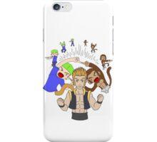 Erin Fusion iPhone Case/Skin