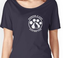 Save 9 Lives Women's Relaxed Fit T-Shirt