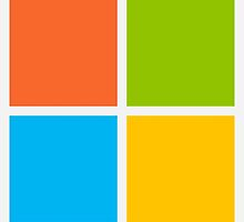 Microsoft Windows 8 Logo by scoutingfelix
