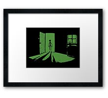 UNKNOWN No1 Framed Print