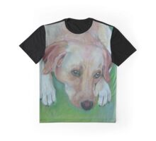 Luna the sweet Labrador Graphic T-Shirt