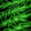 Green Swirl by MarianaEwa
