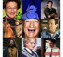 Robin Williams Collage Photographic Print