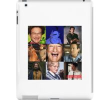 Robin Williams Collage iPad Case/Skin