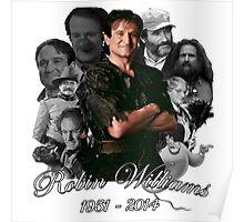 Robin Williams Poster