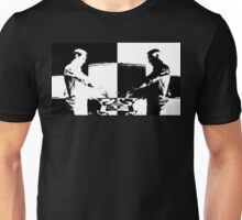 Hannibal Cooking - Black & White Unisex T-Shirt