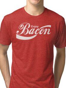 Enjoy Bacon Tri-blend T-Shirt
