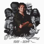 Robin Williams by 4getsundaydrvs