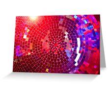 glitter Greeting Card