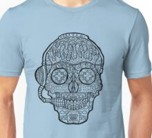 Video Game Sugar Skull - Day of the Dead Unisex T-Shirt