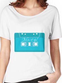 Cassette Women's Relaxed Fit T-Shirt
