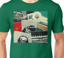 Nash - Rambler Badges Unisex T-Shirt