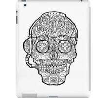Video Game Sugar Skull - Day of the Dead iPad Case/Skin