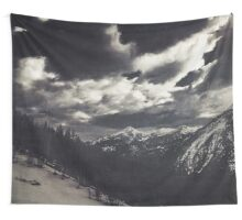 Cold Mountains Wall Tapestry