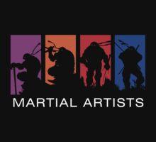 Martial Artists T-Shirt