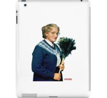 Mrs. Doubtfire iPad Case/Skin