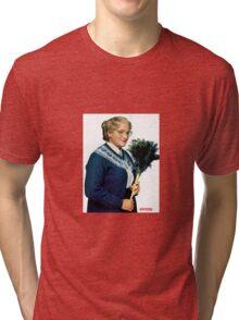 Mrs. Doubtfire Tri-blend T-Shirt