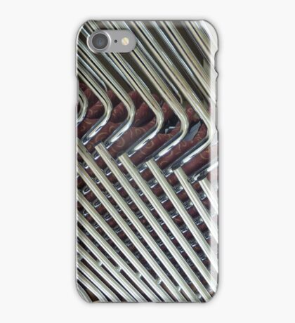Stacked Chair Abstract  iPhone Case/Skin