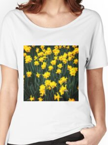 Daffodils One Women's Relaxed Fit T-Shirt