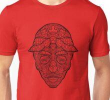 Tupac Shakur Sugar Skull - Day of the Dead Unisex T-Shirt