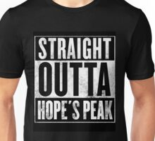 danganronpa- straight outta hope's peak Unisex T-Shirt