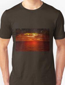 Night is Falling Unisex T-Shirt