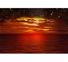 Night is Falling Photographic Print