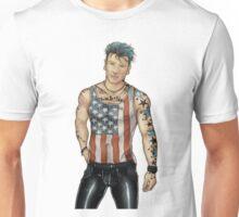Live Free F*** Hard (aka Made in America) Unisex T-Shirt