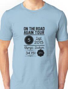 5th September - Olympic Stadium OTRA Unisex T-Shirt