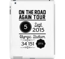 5th September - Olympic Stadium OTRA iPad Case/Skin