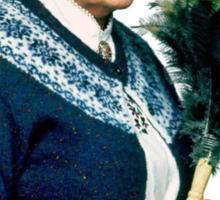 Mrs. Doubtfire Sticker