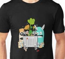Recycling Monsters Unisex T-Shirt