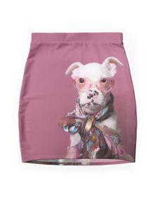 Tucker Mini Skirt