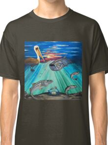 The Indian River Lagoon Classic T-Shirt