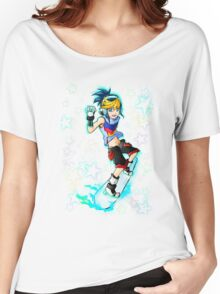 Yugo (Arc V) - Skate Women's Relaxed Fit T-Shirt
