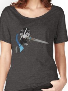 Sif, the Great Grey Mightyena Women's Relaxed Fit T-Shirt