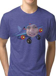 Tyler the jet engine Tri-blend T-Shirt