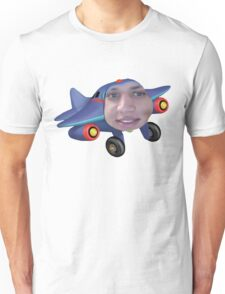 Tyler the jet engine Unisex T-Shirt