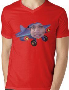 Tyler the jet engine Mens V-Neck T-Shirt