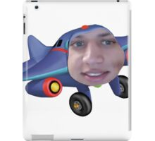Tyler the jet engine iPad Case/Skin