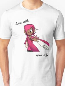 Love With Your Life x Splatoon Unisex T-Shirt