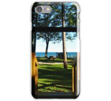 Lake Ontario ~ Straight Out The Door iPhone Case/Skin