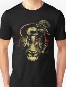Georgia Bulldogs Halloween T-shirt  Unisex T-Shirt