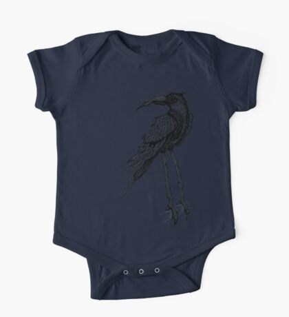 Scary Crow One Piece - Short Sleeve